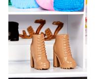 Barbie Szafa na ubranka + Lalka fashionistas - 488466 - zdjęcie 6