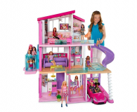 Barbie Idealny Domek dla lalek nowa winda - 581671 - zdjęcie 3