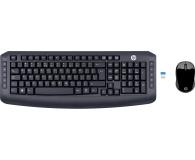 HP Wireless Keyboard & Mouse 300 - 572260 - zdjęcie 1
