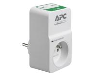 APC Essential SurgeArrest - 1 gniazdo, 2x USB - 583812 - zdjęcie 1
