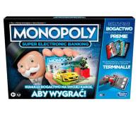 Hasbro Monopoly Super Electronic Banking - 1008089 - zdjęcie 1