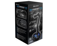 Sharkoon Stojak z kartą dźwiękową X-Rest 7.1 - 585600 - zdjęcie 2