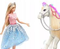 Barbie Przygody Księżniczek Koń światła i dźwięki - 1008214 - zdjęcie 3