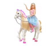 Barbie Przygody Księżniczek Koń światła i dźwięki - 1008214 - zdjęcie 1
