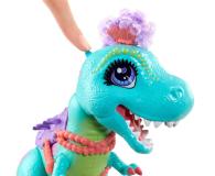 Mattel Cave Club Lalka Rockelle + Tyrasaurus Zestaw - 1008276 - zdjęcie 2