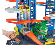 Hot Wheels Mega Garaż T-Rexa - 1008226 - zdjęcie 2