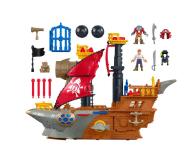 Fisher-Price Imaginext Statek piracki Rekin - 1007698 - zdjęcie 2
