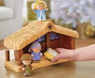 Fisher-Price Little People Szopka bożonarodzeniowa - 1008238 - zdjęcie 4