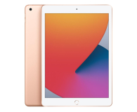 "Apple New iPad 10,2"" 128GB Gold Wi-Fi - 592395 - zdjęcie 1"