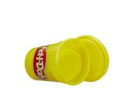Play-Doh Ciastolina Tuby uzupełniające 12-pak żółty - 1009245 - zdjęcie 3