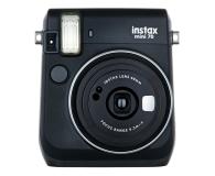 Fujifilm Instax Mini 70 czarny+ wkłady 2x10+ etui czerwone - 619877 - zdjęcie 1