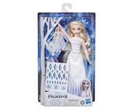 Hasbro Frozen 2 Lalka Elsa z suknią do malowania - 1009297 - zdjęcie 2