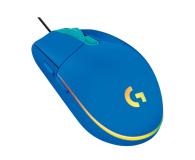 Logitech G102 LIGHTSYNC blue - 592507 - zdjęcie 2