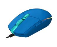 Logitech G102 LIGHTSYNC blue - 592507 - zdjęcie 4