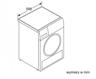 Bosch WTR85V5KPL - 1009409 - zdjęcie 5
