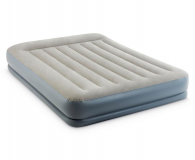 INTEX Dmuchane łóżko Dura-Beam Standard Queen z poduszką - 1009352 - zdjęcie 2
