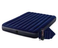 INTEX Dmuchane łóżko Dura-Beam Standard Classic Queen Zestaw - 1009465 - zdjęcie 1