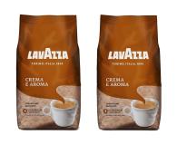 Lavazza Crema e Aroma 2x1kg - 594086 - zdjęcie 1