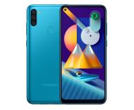 Samsung Galaxy M11 SM-M115F niebieski - 594349 - zdjęcie 1