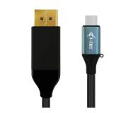 i-tec Kabel USB-C - DisplayPort 4K/60Hz, QHD/144Hz 2m - 590180 - zdjęcie 1