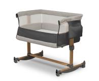 Lionelo Leonie - łóżeczko dziecięce 3w1 Grey Stone - 1013752 - zdjęcie 3