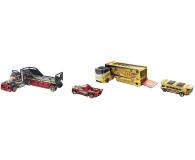 Hot Wheels Ciężarówka + samochód - 1013905 - zdjęcie 2