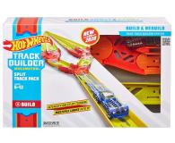 Hot Wheels Track Builder Zestaw do rozbudowy Split track pack - 1012409 - zdjęcie 1