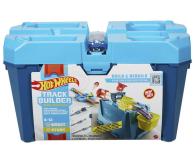 Hot Wheels Track Builder Kaskaderskie kraksy - 1013916 - zdjęcie 1