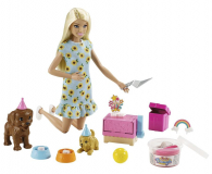 Barbie Przyjęcie dla szczeniaczka - 1013920 - zdjęcie 1