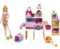 Barbie Sklepik - salon dla zwierzaków - 1013934 - zdjęcie 1