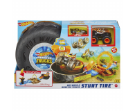 Hot Wheels Monster Truck Opona - Kaskaderska arena - 1013958 - zdjęcie 6