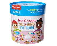 Fisher-Price Dopasuj lody Gra dla dzieci - 1014018 - zdjęcie 6