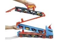 Hot Wheels City Wyścigowy transporter 2w1 - 1013953 - zdjęcie 2