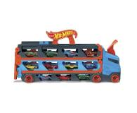 Hot Wheels City Wyścigowy transporter 2w1 - 1013953 - zdjęcie 7