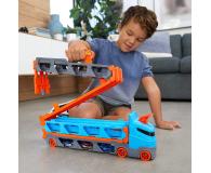 Hot Wheels City Wyścigowy transporter 2w1 - 1013953 - zdjęcie 8