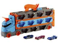 Hot Wheels City Wyścigowy transporter 2w1
