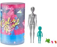 Barbie Color Reveal Piżamowe Party +50 akcesoriów - 1014084 - zdjęcie 3