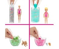 Barbie Color Reveal Piżamowe Party +50 akcesoriów - 1014084 - zdjęcie 4