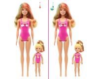 Barbie Color Reveal Piżamowe Party +50 akcesoriów - 1014084 - zdjęcie 5