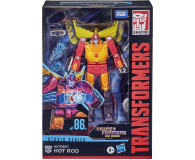 Hasbro Transformers Generation Studio Series VOY 86 Hot Rod - 1014217 - zdjęcie 4
