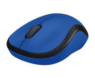 Logitech M220 Silent (niebieska)  - 329385 - zdjęcie 2