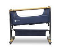 Lionelo Timon 3w1 Blue Navy łóżeczko dostawne + materac - 1012032 - zdjęcie 4
