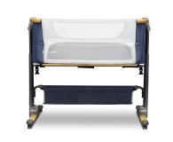 Lionelo Timon 3w1 Blue Navy łóżeczko dostawne + materac - 1012032 - zdjęcie 5