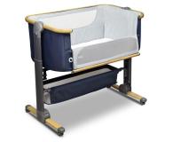 Lionelo Timon 3w1 Blue Navy łóżeczko dostawne + materac - 1012032 - zdjęcie 6