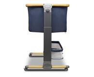 Lionelo Timon 3w1 Blue Navy łóżeczko dostawne + materac - 1012032 - zdjęcie 8