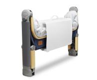 Lionelo Timon 3w1 Blue Navy łóżeczko dostawne + materac - 1012032 - zdjęcie 15