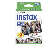 Fujifilm Wkład Instax Wide 2x10 szt - 591396 - zdjęcie 1