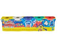 Play-Doh Celebration pack 65 urodziny 4+1 - 1015269 - zdjęcie 3