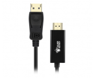 Silver Monkey Kabel DisplayPort 1.4 - HDMI 1.8m - 567557 - zdjęcie 1