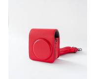 Fujifilm Instax Mini 70 czerwony + wkłady 2x10+ etui - 619875 - zdjęcie 7